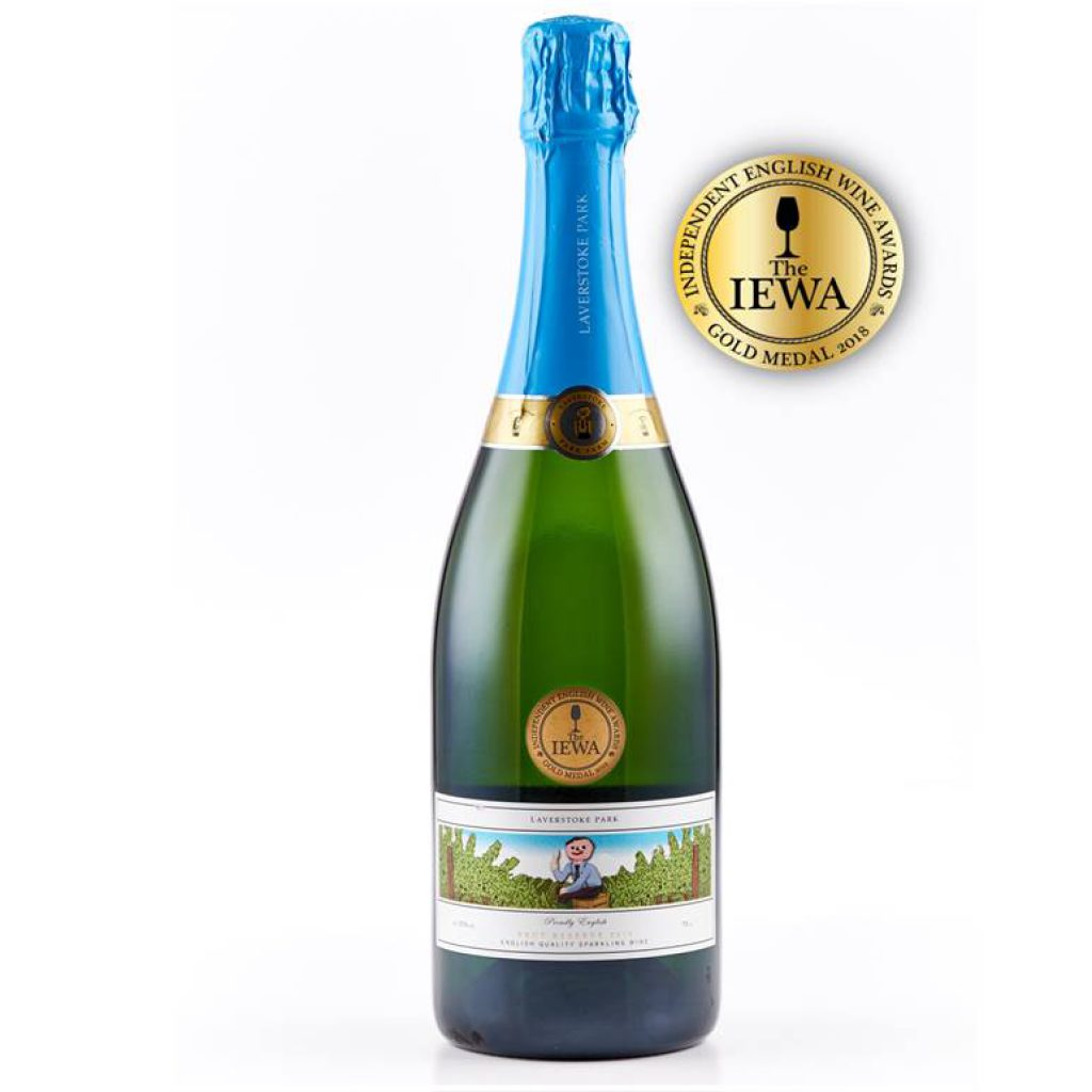 Laverstoke Sparkling Wine Wins Gold At IEWA